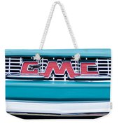 1956 Gmc 100 Deluxe Edition Pickup Truck Weekender Tote Bag
