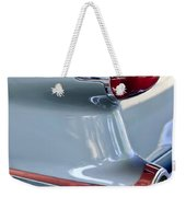 1956 Oldsmobile Taillight Weekender Tote Bag