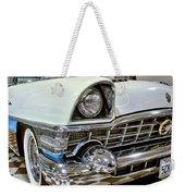 1956 Packard Caribbean Grill Weekender Tote Bag