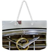 1956 Packard Caribbean Headlight Grill Weekender Tote Bag