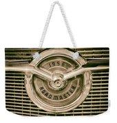 1956 Roadmaster Weekender Tote Bag