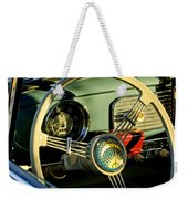 1956 Volkswagen Vw Bug Steering Wheel 2 Weekender Tote Bag