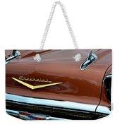 1957 Chevy II Weekender Tote Bag