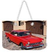 1957 Ford Fairlane Weekender Tote Bag