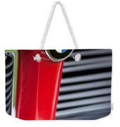 1958 Bmw 3200 Michelotti Vignale Roadster Grille Emblem -2414c Weekender Tote Bag