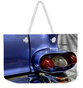 1958 Cadillac Deville Taillight Weekender Tote Bag