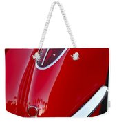 1958 Chevrolet Corvette Taillight Weekender Tote Bag