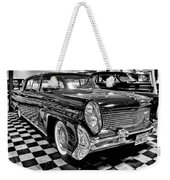 1958 Lincoln Continental Mk IIi Weekender Tote Bag