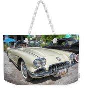 1959 Corvette Weekender Tote Bag