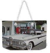 1959 Edsel Ranger Weekender Tote Bag
