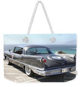 1959 Imperial Crown Weekender Tote Bag