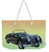 1959 Jaguar 150 S S Drop Head Coupe Weekender Tote Bag