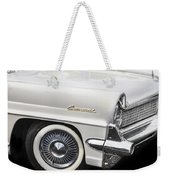 1959 Lincoln Continental Weekender Tote Bag