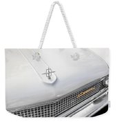 1959 Lincoln Continental Too Weekender Tote Bag