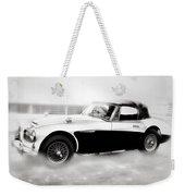 1960 Austin Healey Weekender Tote Bag