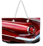 1960 Buick Lesabre Weekender Tote Bag