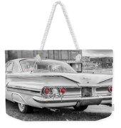 1960 Chevy Impala   7d08509 Weekender Tote Bag