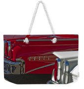 1960 Edsel Taillight Weekender Tote Bag