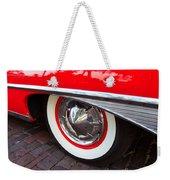 1960 Starliner Weekender Tote Bag