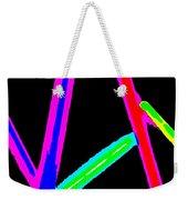 1960s Neon Weekender Tote Bag
