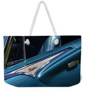 1961 Chrysler New Yorker Town And Country Weekender Tote Bag