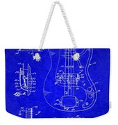 1961 Fender Guitar Weekender Tote Bag