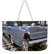 1961 Lincoln Continental Taillight Weekender Tote Bag