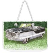 1961 Nash Metro Convertible Weekender Tote Bag