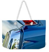1962 Cadillac Deville Taillight Weekender Tote Bag