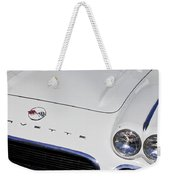 1962 Chevrolet Corvette Convertible Weekender Tote Bag