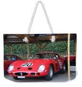 1962 Ferrari 250 Gto  Weekender Tote Bag