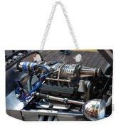 1962 V6 Lotus Engine Weekender Tote Bag