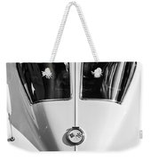 1963 Chevrolet Corvette Split Window -386bw Weekender Tote Bag