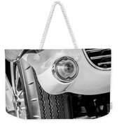 1963 Chevrolet Corvette Split Window Grille -209bw Weekender Tote Bag