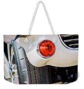 1963 Chevrolet Corvette Split Window Grille -209c Weekender Tote Bag