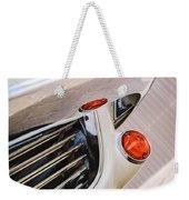 1963 Chevrolet Corvette Split Window Grille -221c Weekender Tote Bag