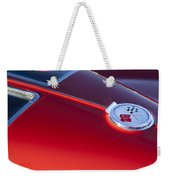 1963 Chevrolet Corvette Split Window Weekender Tote Bag