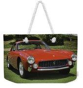 1963 Ferrari 250 Gt Lusso Weekender Tote Bag