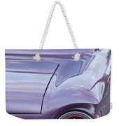 1963 Ford Falcon Tail Light Weekender Tote Bag