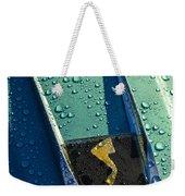 1963 Studebaker Avanti Hood Ornament Weekender Tote Bag by Jill Reger