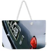 1964 Aston Martin Db5 Coupe' Taillight Weekender Tote Bag
