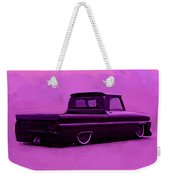 1964 Chevy Low Rider Weekender Tote Bag