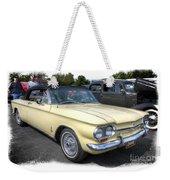 1964 Corvair Weekender Tote Bag