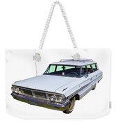 1964 Ford Galaxy Country Sedan Stationwagon Weekender Tote Bag