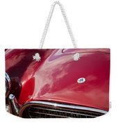 1964 Shelby 289 Cobra Grille -0840c Weekender Tote Bag