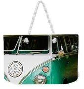 1964 Volkswagen Vw Samba 21 Window Bus Weekender Tote Bag