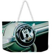 1964 Volkswagen Vw Steering Wheel Weekender Tote Bag