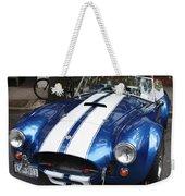 1965 Cobra Shelby Weekender Tote Bag