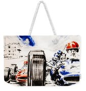 1965 Grand Prix De Paris Weekender Tote Bag