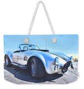 1965 Shelby Cobra - 5 Weekender Tote Bag